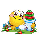 Smiley Easter