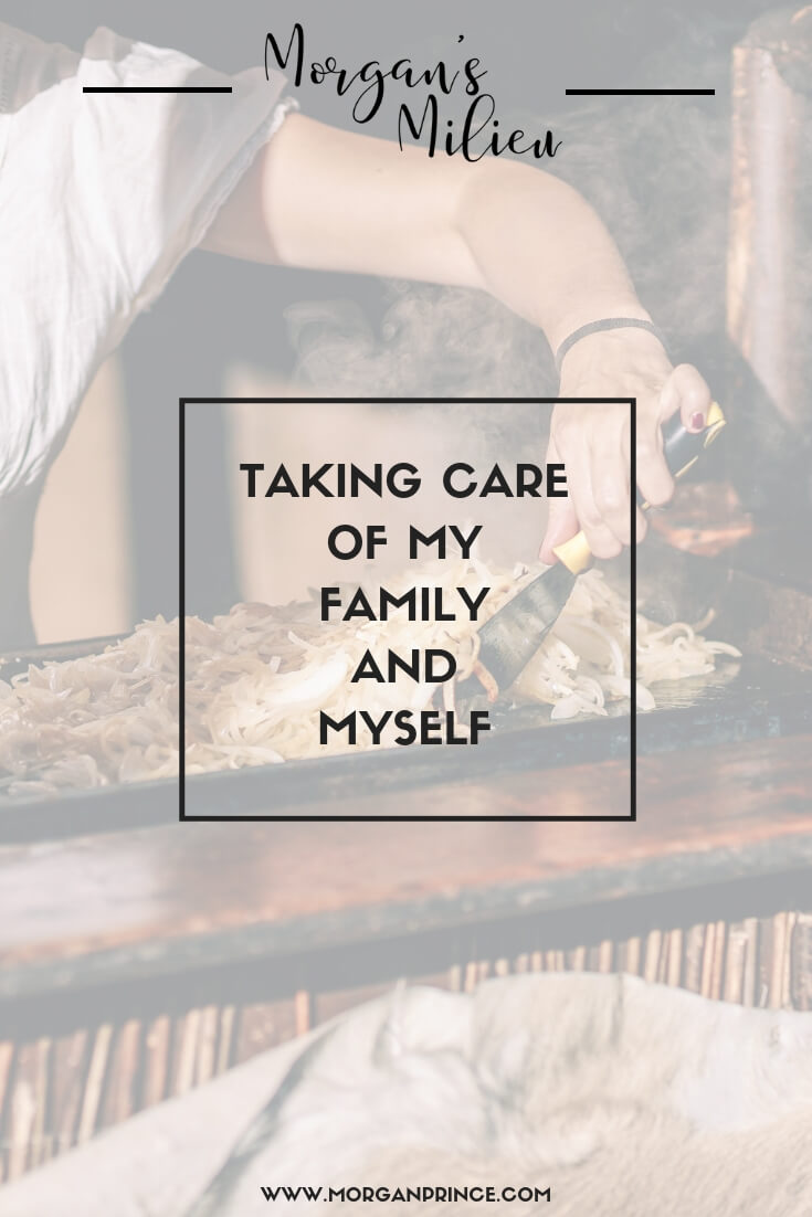 Taking Care Of My Family And Myself | I can still take care of me when I'm a mum - in fact, it's quite easy!