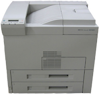 LaserJet 8150dn Setup Printer