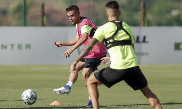 Málaga, Ismael Casas citado por España Sub-20