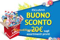 Logo Festival degli assortimenti pronti: per te 20€ di sconto!