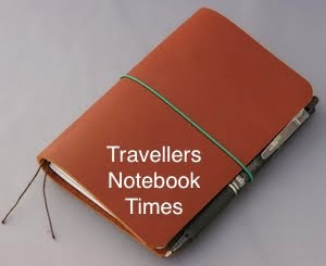 Travellers Notebook Times