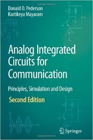 analog integrated circuit for communication pdf free download
