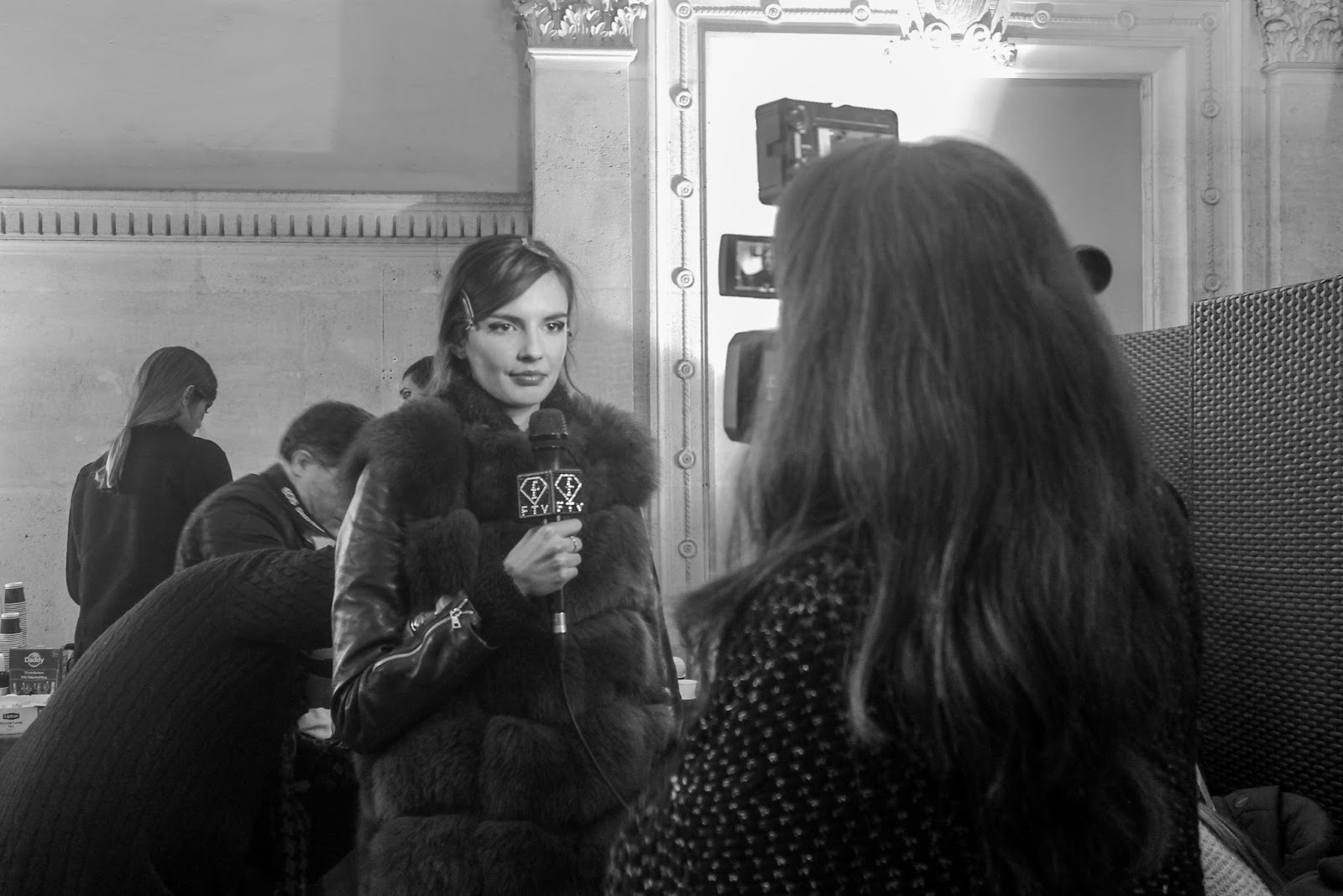 Interview Fashion TV | Diogo Miranda PFW