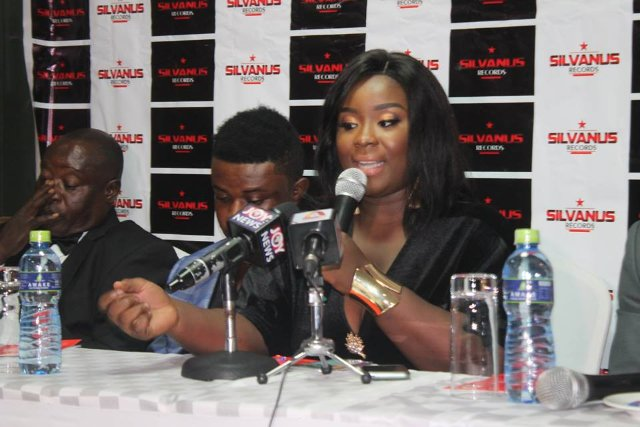 Photos: Maame Serwaa Grabs 5-Year Juicy Deal