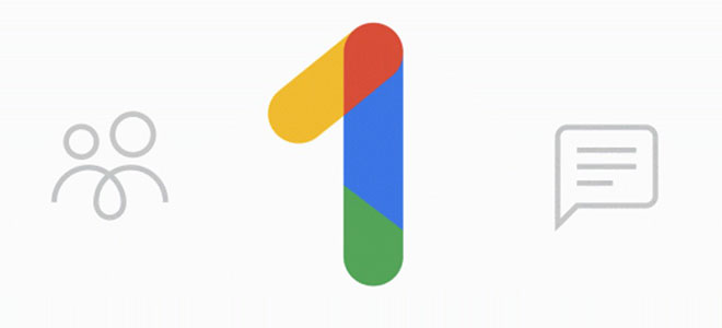 Google One: new offers for Cloud Storage