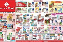 Katalog Promo Lottemart Weekend Terbaru 20 - 26 Februari 2019
