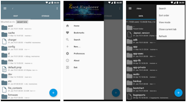 Root Explorer APK 4.0.1