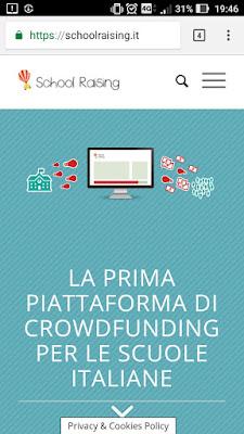 Crowdfunding raccogliere fondi