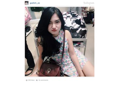 cewek instagram,cewek cantik