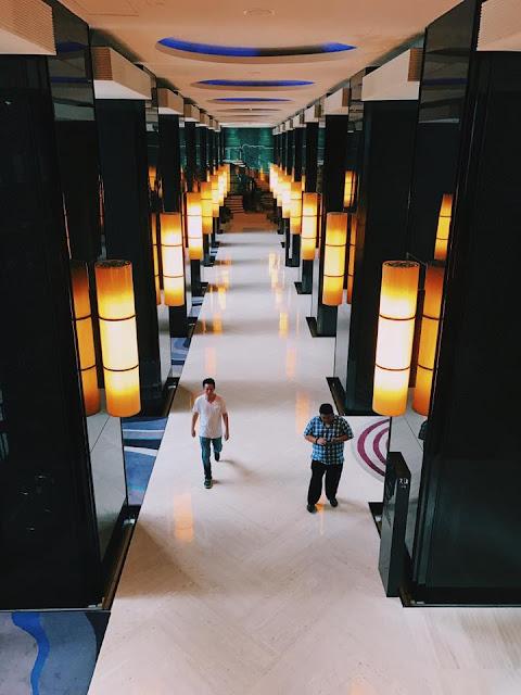Hotel Indonesia Kempinski Lobby