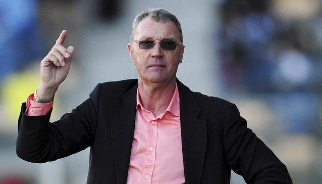 Former Orlando Pirates coach Ruud Krol