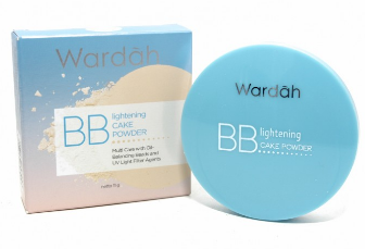 [REVIEW] Wardah Lightening BB Cake Powder - Aku, Kau dan