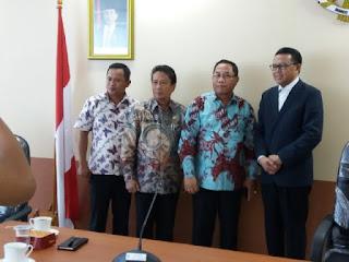 H. Iskandar, SE Buka Keran Hibah Jepang