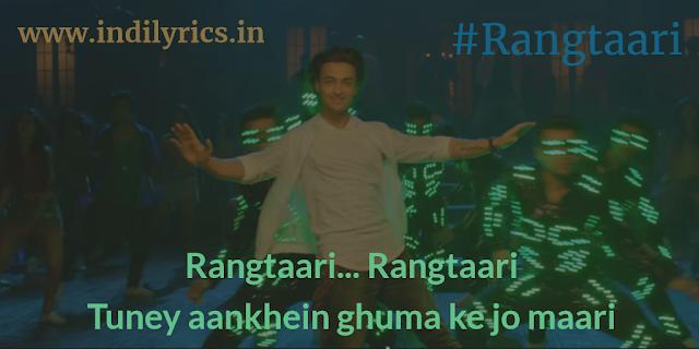 Rangtaari Rangtari | Full Audio Song Lyrics with English Translation and Real Meaning | Loveratri | ft. Yo Yo Honey Singh