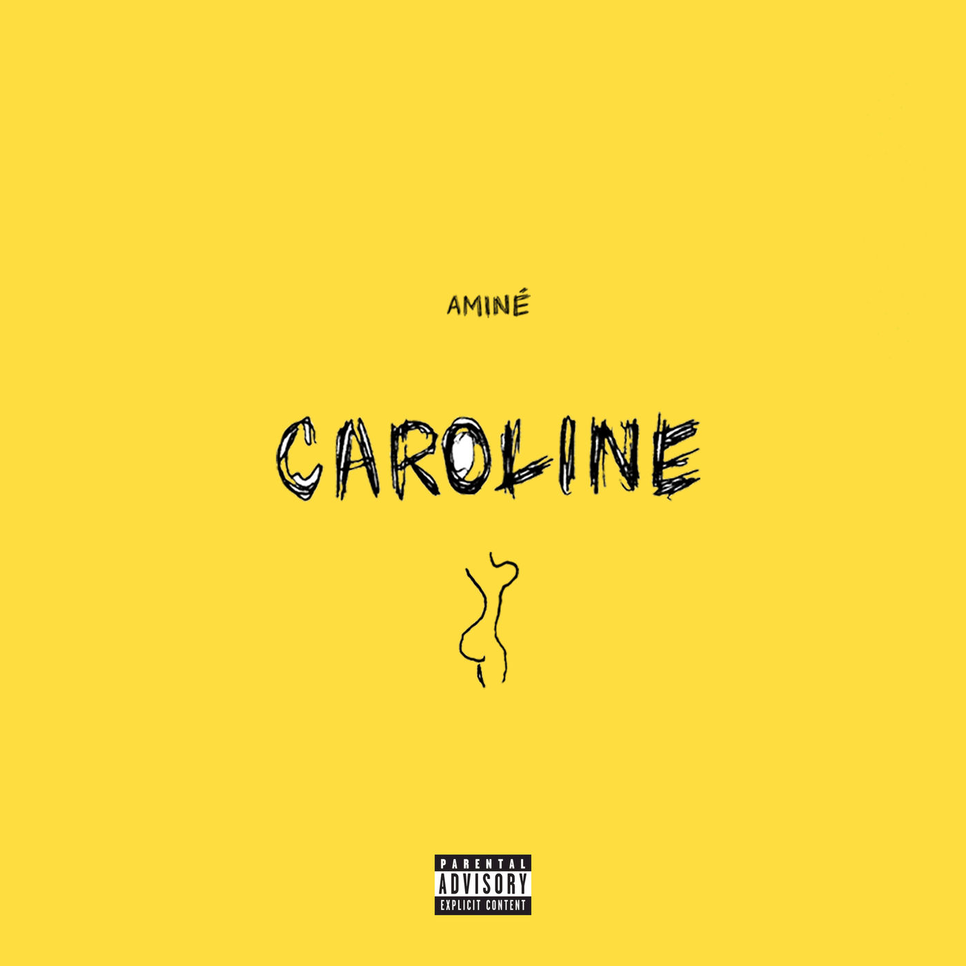 Aminé - Caroline - Single Cover