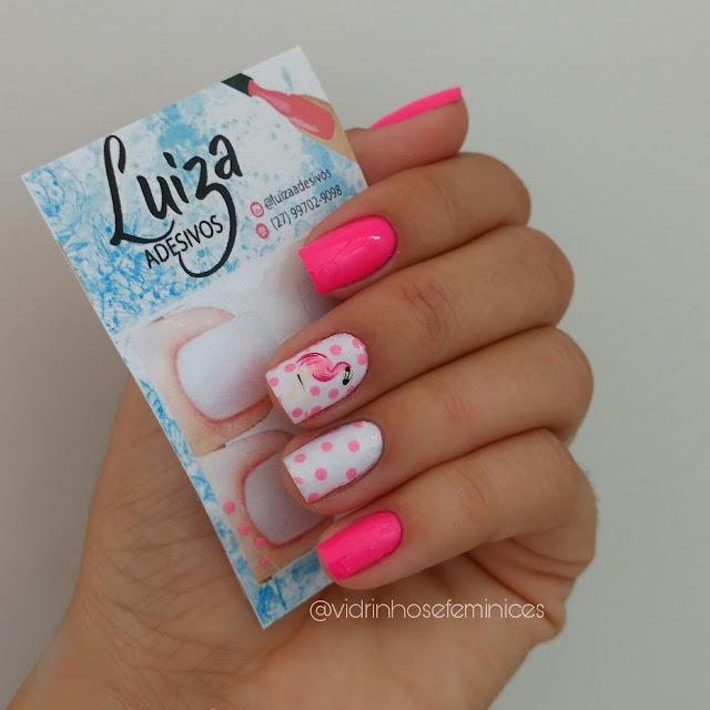 Luiza adesivos