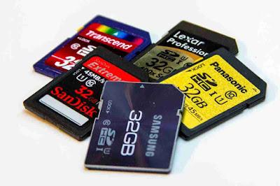 شرح تعريف بطاقات الذاكرة SD لحل مشكلة عدم التعرف عليها