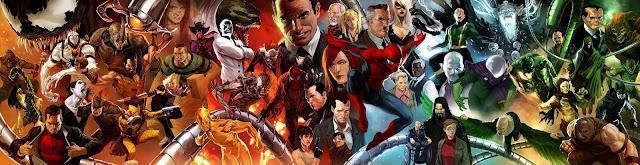 Villanos de Spiderman
