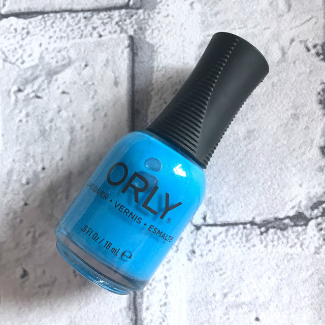 Orly Summer 2017 Coastal Crush Collection Sea You Soon