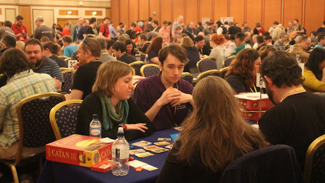 UK Games Expo Evening Open Gaming
