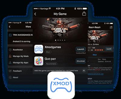 Xmod Games v2.3.1
