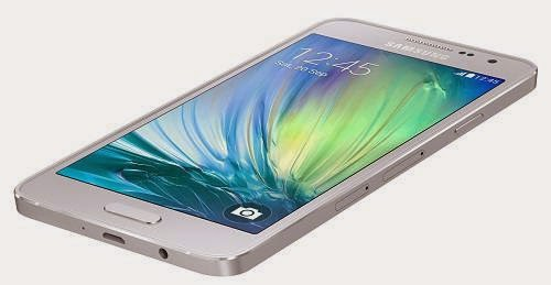 Samsung Galaxy A3 Specifications Review