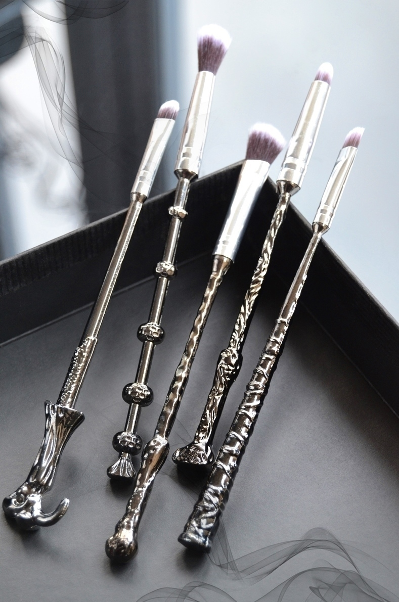 Ebay Review Wizard Wand Makeup Brushes For Muggles