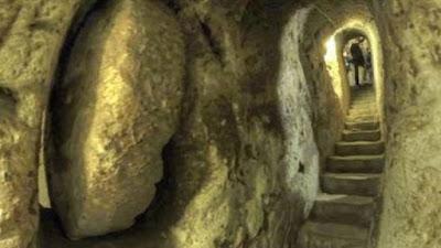 Ditemukan di Turki Kota Bawah Tanah Usia 5.000 Tahun