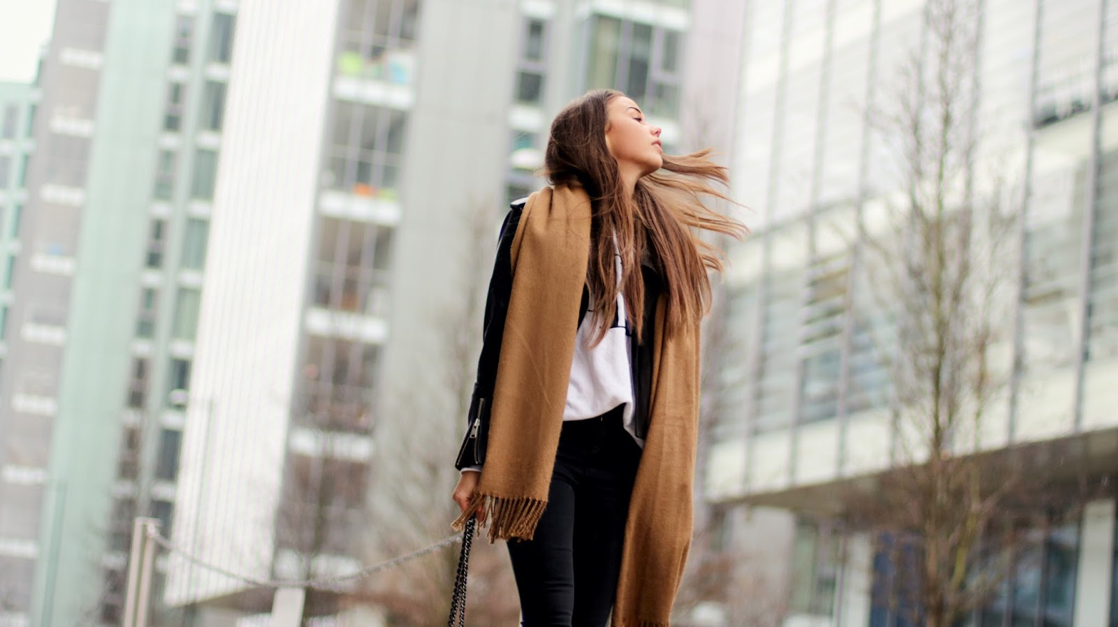 street style with motion, copper garden