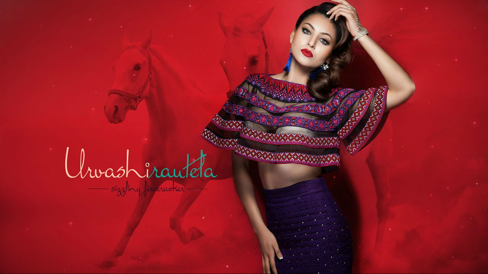 Urvashi Rautela Hd Wallpapers 1920X1080 - Hot Photoshoot -7938
