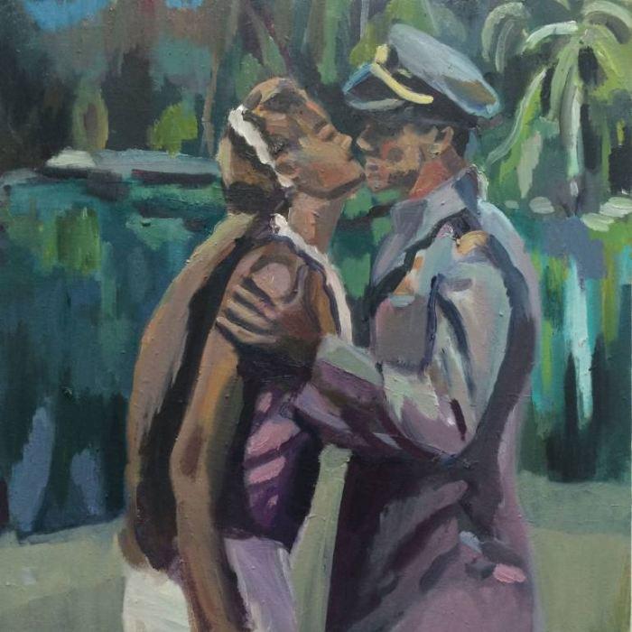 Яркие цвета. Joanne Reed
