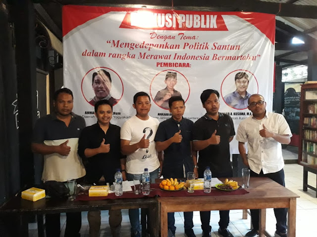 JPN Deklarasikan dukung Jokowi -Amin