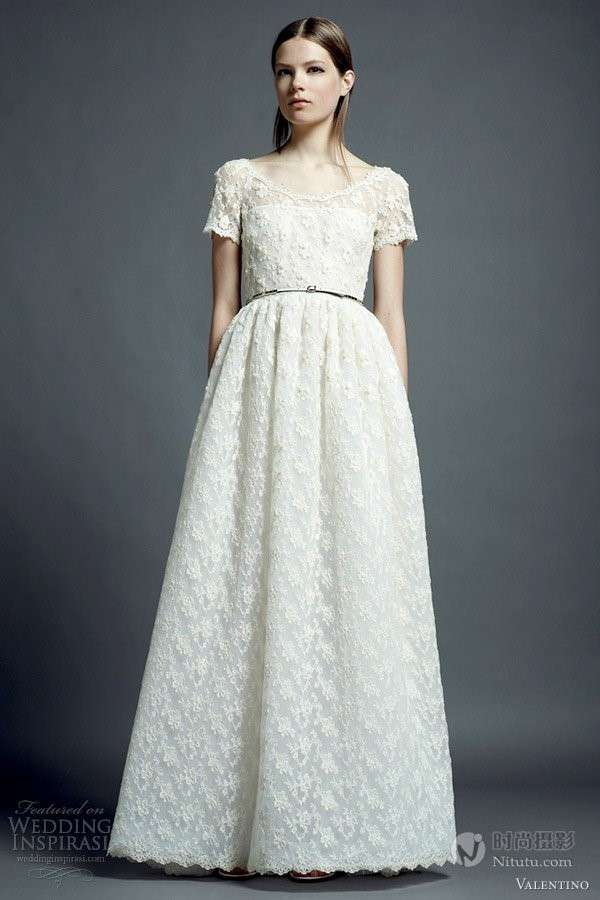 Honey Buy: Valentino Resort 2013 wedding dresses