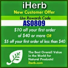 iherb coupon ASO809