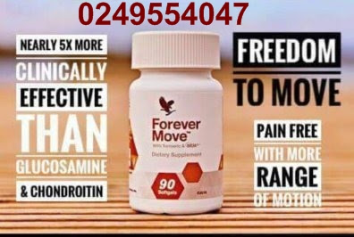 Forever Move (joints & pains) A Natural Solution for Supporting Healthy Muscles,Joints & Pains