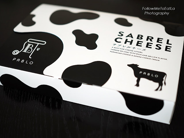 Pablo Sabrel Cheese  RM 32.90