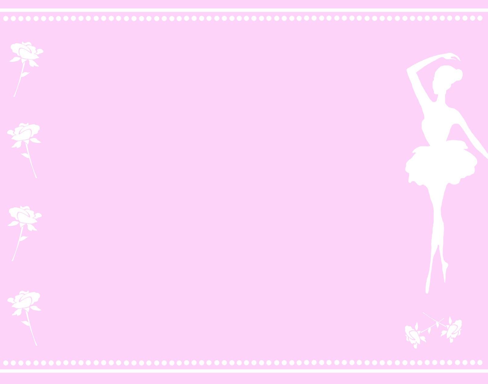 Background Lucu Warna Pink - Koleksi Gambar HD