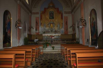 Interior de Cerkev sv Petra