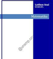 Soal UN SMP dan MTS Matematika - Latihan