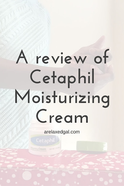 Winter weather can dry out your skin. Keep it moisturized with a cream that provides intense moisturization with extra-strength emollients and humectants. | arelaxedgal.com