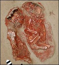 Découverte de tombes d'enfants de l'âge de pierre en Autriche