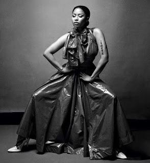 Nicki Minaj Tap Vogue Cover After M.I.A