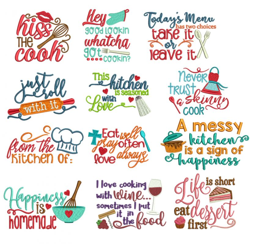Home Machine Embroidery Designs | Wallpapers Collection