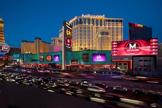 Dicas de Las Vegas: Planet Hollywood