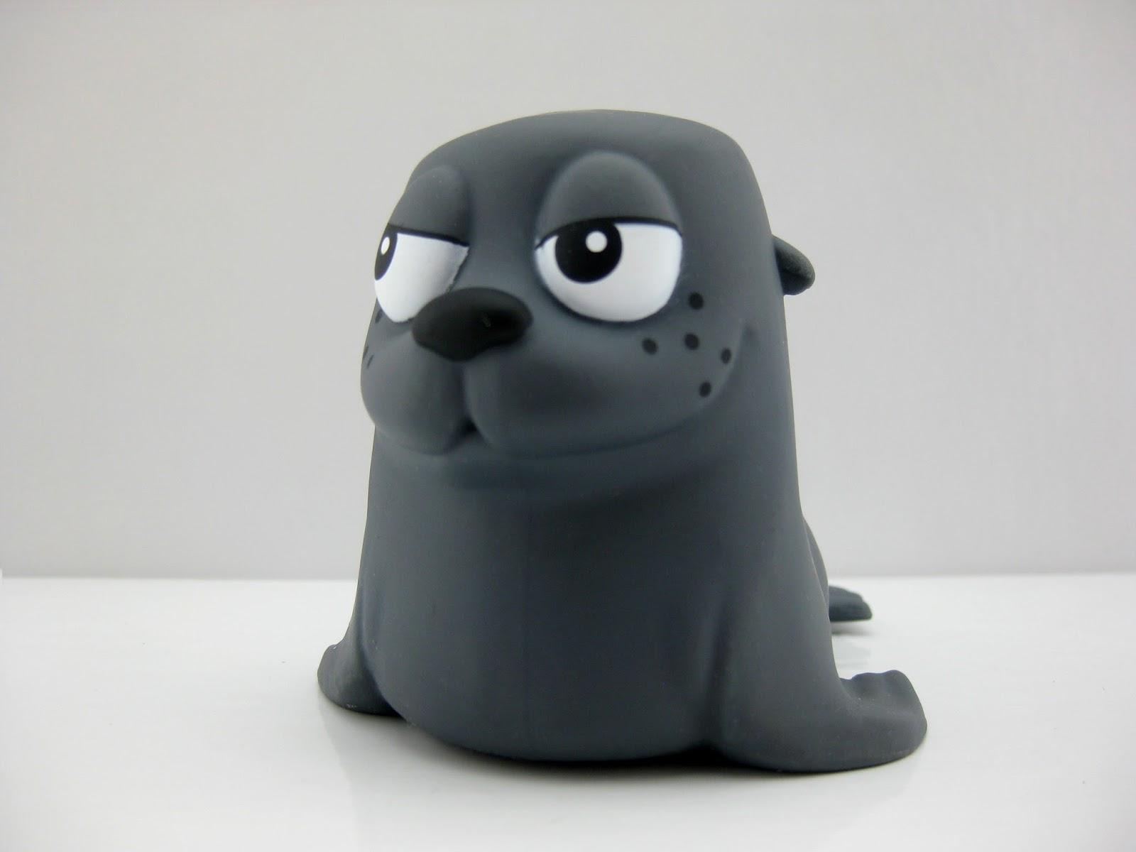 Fluke Sea Lion Seal Finding Dory Funko Mystery Mini Vinyl Figure 1//24