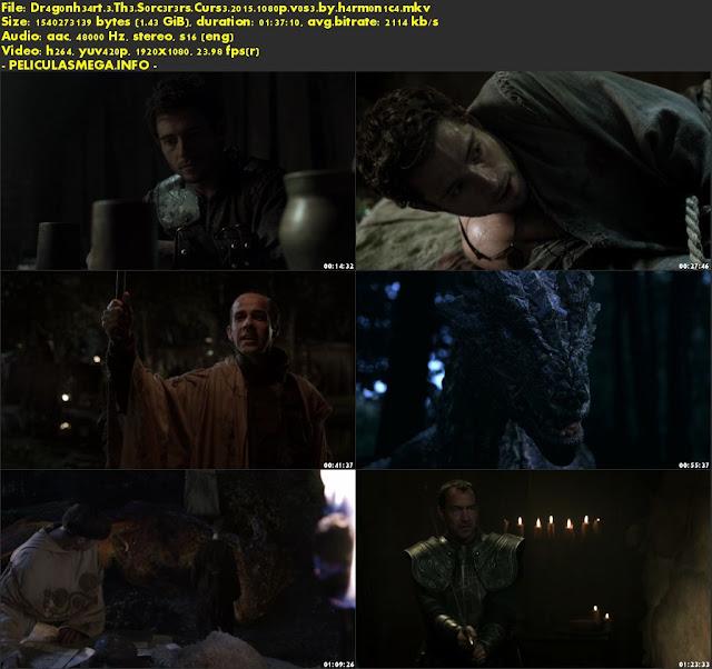 Descargar Dragonheart 3: The Sorcerer's Curse Subtitulado por MEGA.