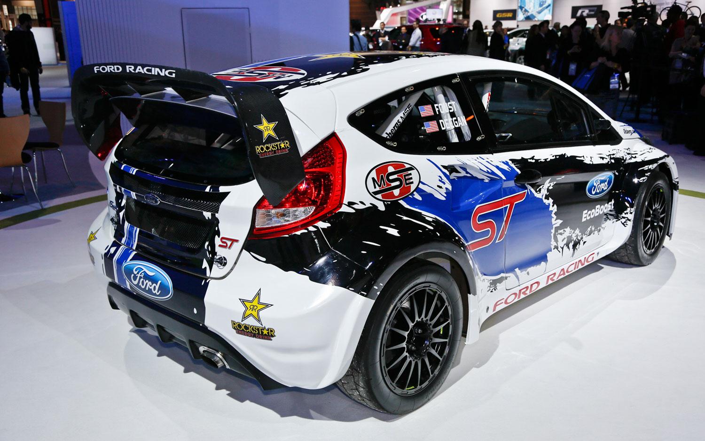 Cars Model 2013 2014 Ford Fiesta St Rallycross Car Ken