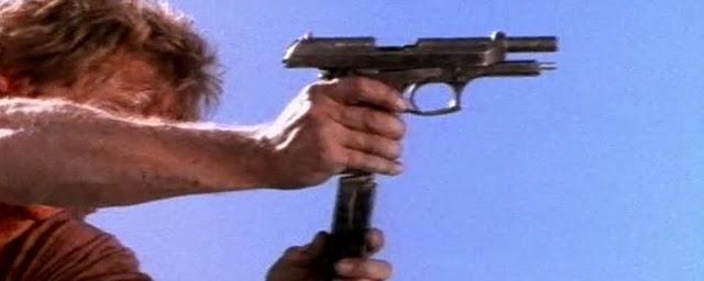 """""""Parole Violators"""" (1994), reż. Patrick G. Donahue. Recenzja filmu."""