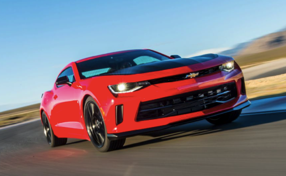 z2017 Chevrolet Camaro V-6 1LE Photo Gallery Review